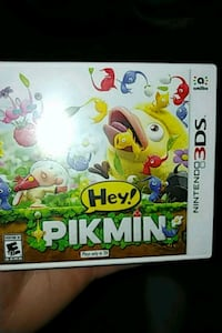 3ds Hey pikman Crystal Lake, 60014