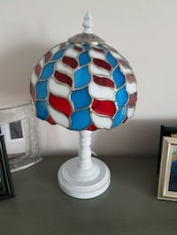 """Patriotic Accent Lamp 15"""" tall Manchester Township, 08759"""