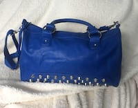 Royal Blue Studded Purse South Pittsburg, 37380