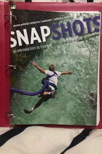 Snapshots and Introduction to Tourism - Loose Leaf Version Toronto