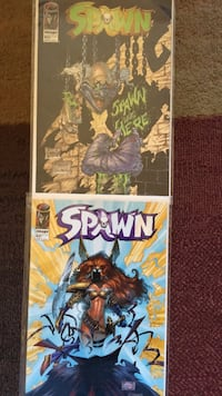 Spawn comics. 60,62 Beaverton, 97005
