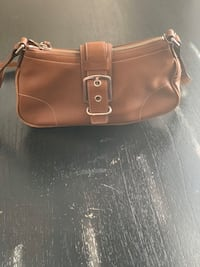 Brown Leather Coach Purse North Charleston, 29406