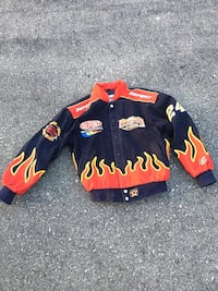 Small official nascar jacket