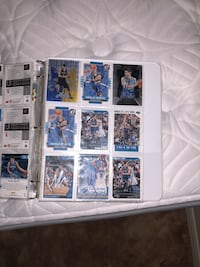18 signed Nikola vucevic cards center of the Orlando magic for only 75$! Orlando, 32825