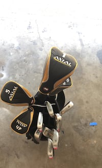 Golf clubs and bag Los Angeles, 91342