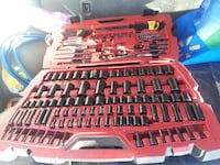 black drill bit set