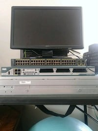 Cisco mini-lab router and switch West Carrollton, 45449
