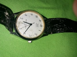 Q & Q Quartz Watch