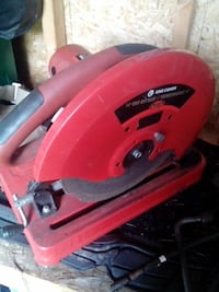 red and black Milwaukee circular saw Granby, J2G 7B5
