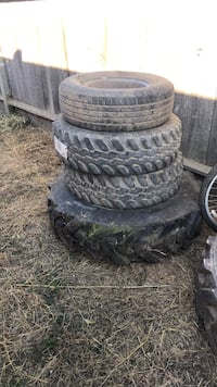 Misc tires with rims Salinas, 93907