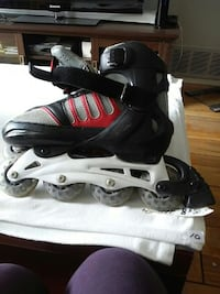 unpaired of black and gray inline skate Brampton, L6T 2E3