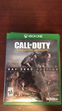 COD Advanced Warfare Xbox One Richmond Hill, L4C 7G1