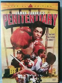 Penitentiary dvd Baltimore
