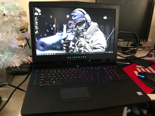 Alienware 17 R4 Gaming Laptop/ 17 3