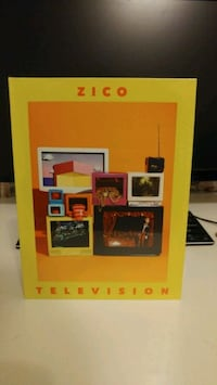 KPOP 지코 ZICO (BLOCK B) 2ND MINI ALBUM TELEVISION Glendale, 91204