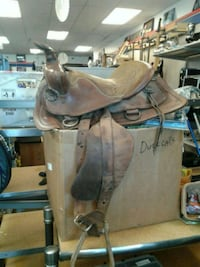A riding saddle  Hagerstown, 21740
