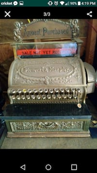 Brass National Cash Register Portland, 97230