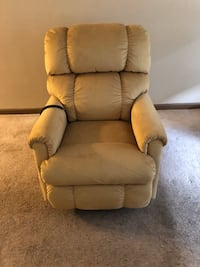 Custom built lazy-boy power recline/ lift chair