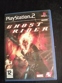 PS2 Ghost Rider Barcelona, 08003