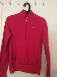 red Nike zip-up jacket Edmonton, T6T 0S8