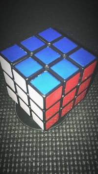 3x3 Rubik's cube Washington, 20002