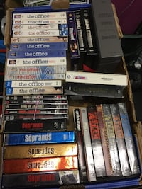 DVD and box sets various pricing . Message for pricing $5 and up Surrey, V4N 6K6