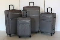 "Brand New 4pcs Navy Luggages 32""28""26""20"" each suitcases Toronto"