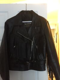 Ladies leather motorcycle jacket and chaps Pasadena, 21122
