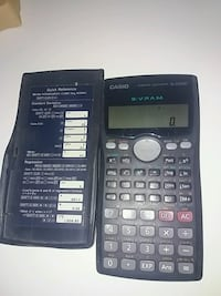 Casio scientific calculator Lund, 227 33