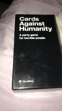 Cards Against Humanity CA version Brampton, L6Y 4S9