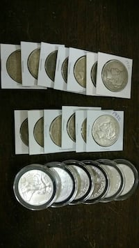U.S.  Silver Dollar Collection