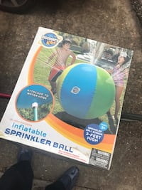 Sprinkler Ball