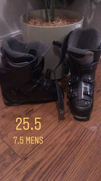* MULTIPLE OPTIONS* 7.5 and 7 Men's in Ski Boots Halifax, B3M 3Y6