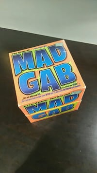 Mad Gab the Game Mississauga, L5K 1K1