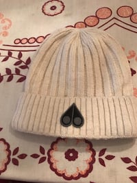 Off white Moose knuckle hat