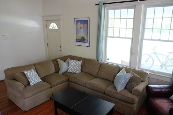 3-piece beige sectional