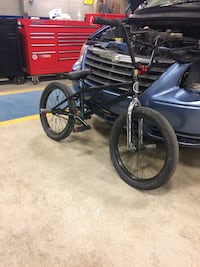 Black and gray bmx bike East Rochester, 14445