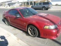 2001 Ford Mustang GT Deluxe