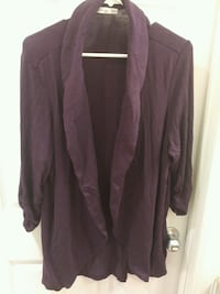 Never worn xxl rickis sweater blazer