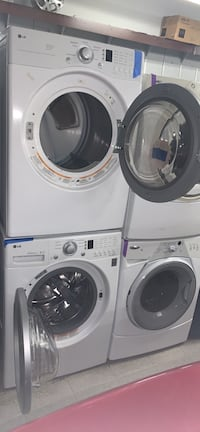 Lg set washer and dryer front load in good condition Elkridge, 21075