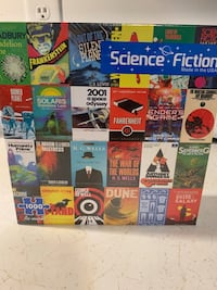 1000 piece science fiction poster jigsaw puzzle still in plastic  Huntsville, 35805