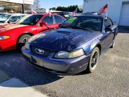 2001 Ford Mustang Standard