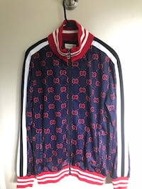 Gucci Fleece Jacket Sz M . No trades / worn light  Bethesda, 20814