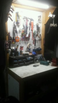 Wood work station Modesto, 95355