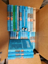 lot of hardy boys Franklin dixon books Worcester, 01602
