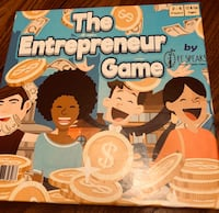 The Entrepreneur Game by EE Speaks Mississauga, L4X