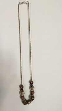 Hand crafted necklace /discounted Lancaster, 93535