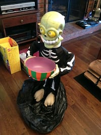 Halloween Porch Decoration / Candy Dish