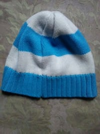 white, blue, and green knit cap Tallahassee, 32305