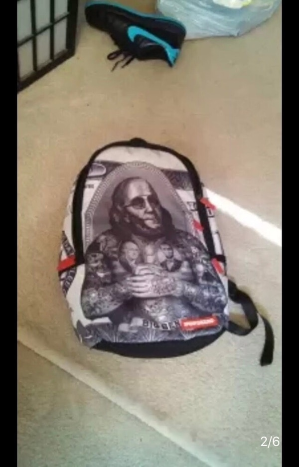 Sprayground Backpack